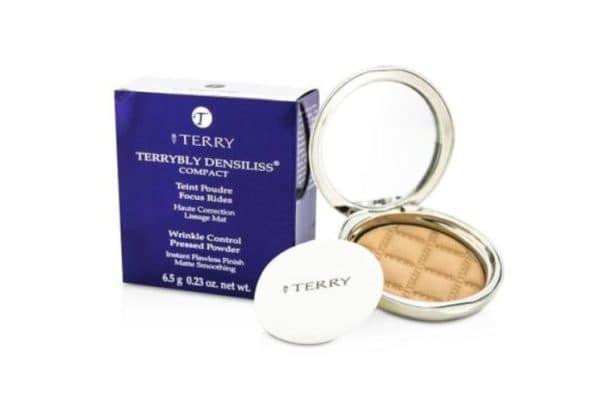 Компактная пудра для лица Terrybly Densiliss Compact от TERRY