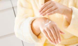 Увлажняющие кремы для рук с мочевиной