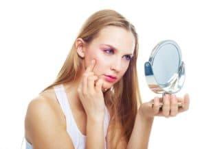 Кремы от аллергии на лице