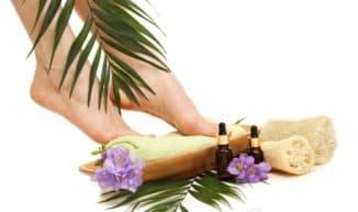Лечение грибка на ногтях ног в домашних условиях