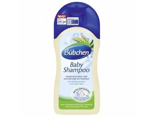 Bubchen профилактический шампунь против перхоти у детей