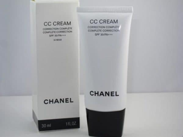 CC крем Шанель для лица после 50 лет