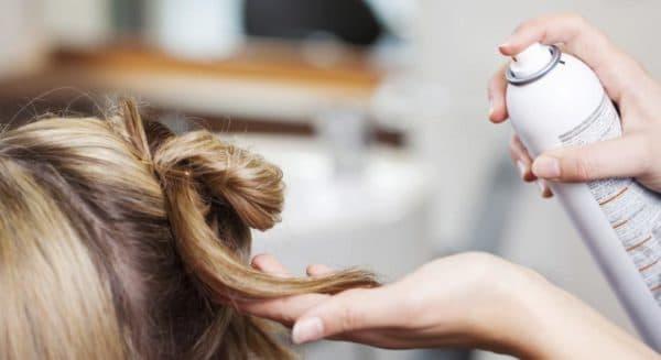 Как использовать голубой лак для волос от Шварцкопф