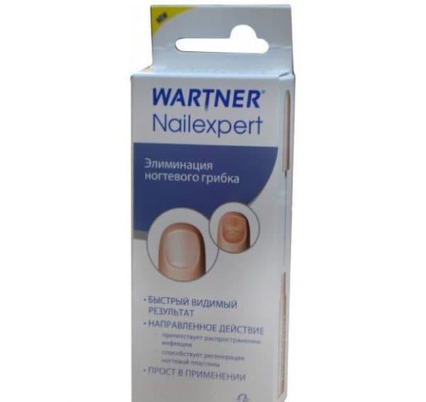 Nailexpert лечебная косметика от грибка на ногтях