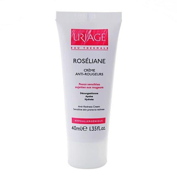 Uriage Roseliane крем от купероза на лице