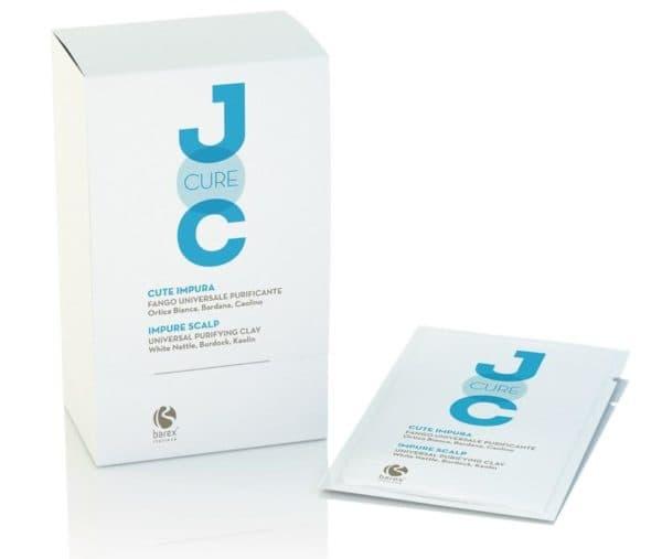 Маска для волос с каолином Joc Cure Universal
