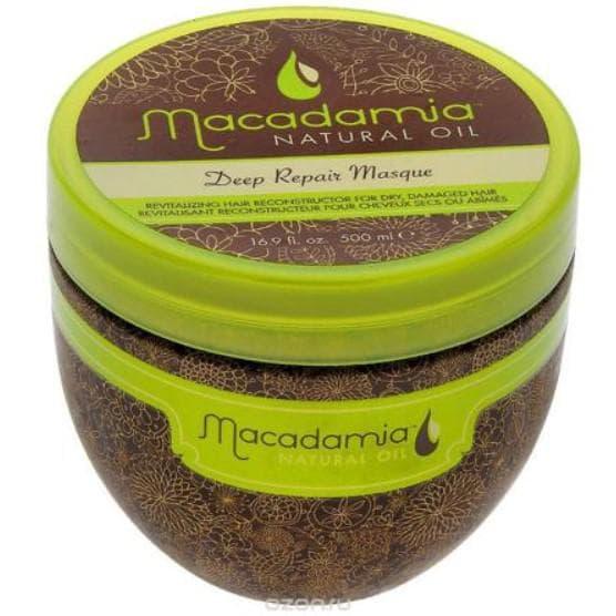 Маска для волос с глицерином Macadamia Professional