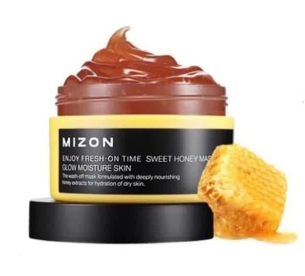 Медовая маска для лица Mizon