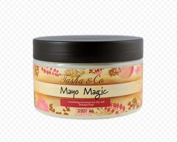 Майонезная маска для волос Mayo Magic