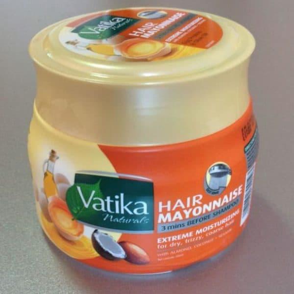 Vatika майонезная маска для волос