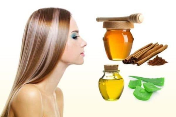 Маска для волос с корицей мёдом оливковым маслом