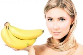 Маски для восстановления волос с бананом