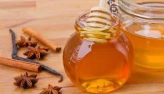Мёд и корица в масках для волос