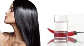 Маски для волос с настойкой красного перца