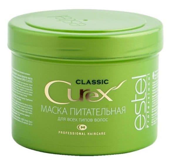 Питательная маска для волос Эстель Curex classic