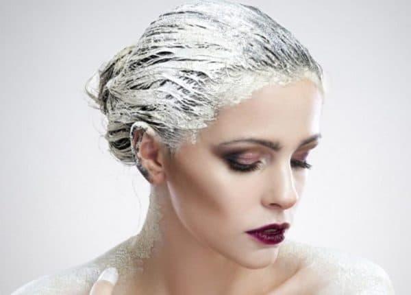 Как наносить маску для волос из белой глины
