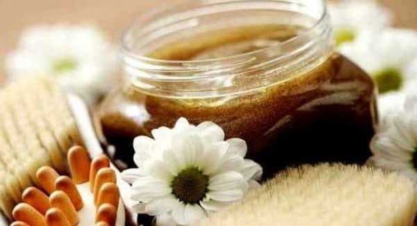 Маска для волос коньяк мед масло какао соль