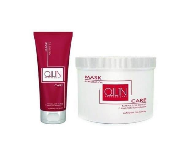 Маска для волос с миндальным маслом OLLIN CARE
