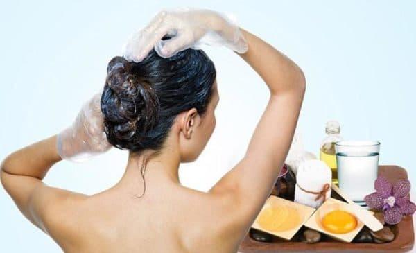 Рецепт маски для волос с никотиновой кислотой