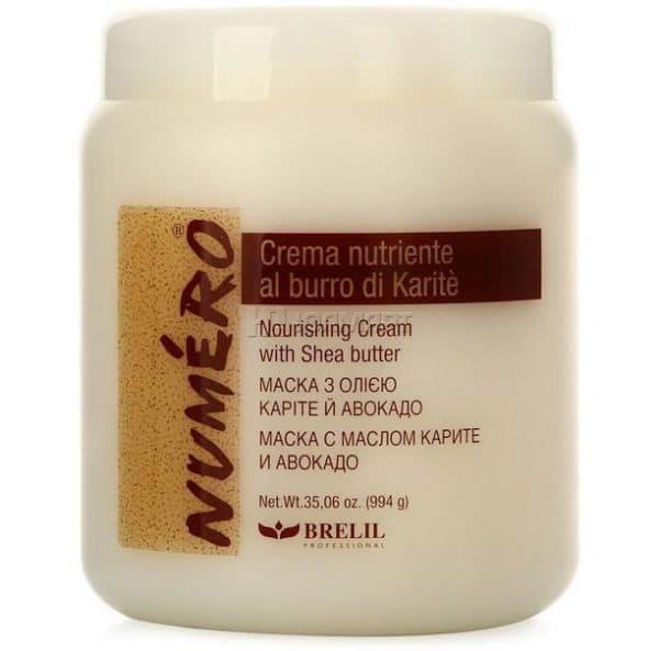 Маска для волос Нумеро с маслом карите
