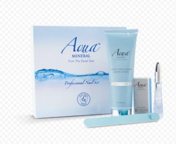 Маска для волос с эфирными маслами Aqua mineral