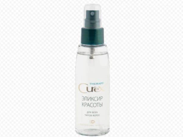 Curex эликсир для волос Эстель