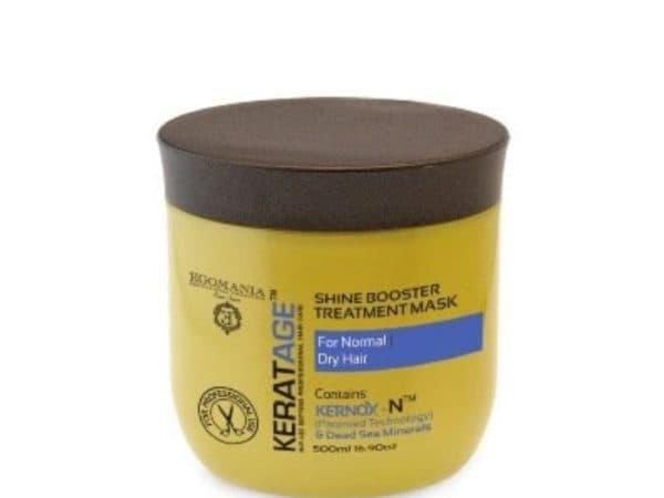 Маска для волос с эфирными маслами Ergomania