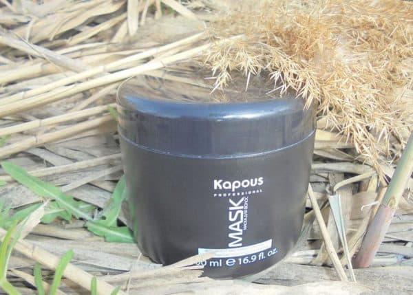 Kapous маска для волос с маслом зародышей пшеницы