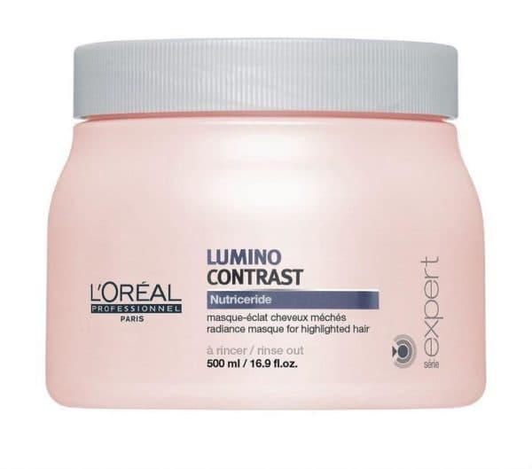 Маска для восстановления волос после осветления Лореаль