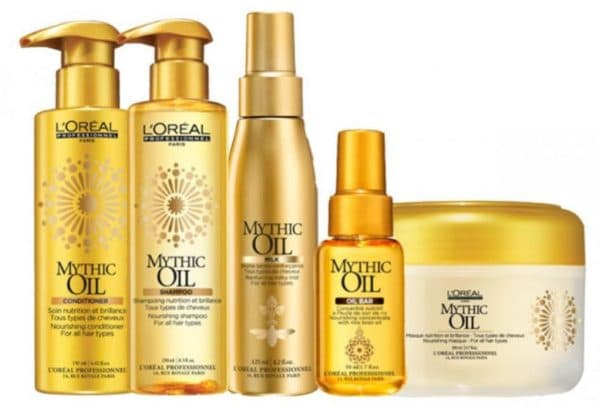 Mythic Oil от L'Oreal масло для сухих волос