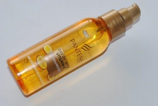 Косметическое масло для волос Pantene
