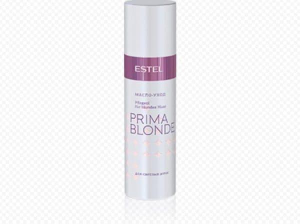 Масло для волос Эстель Prima blond