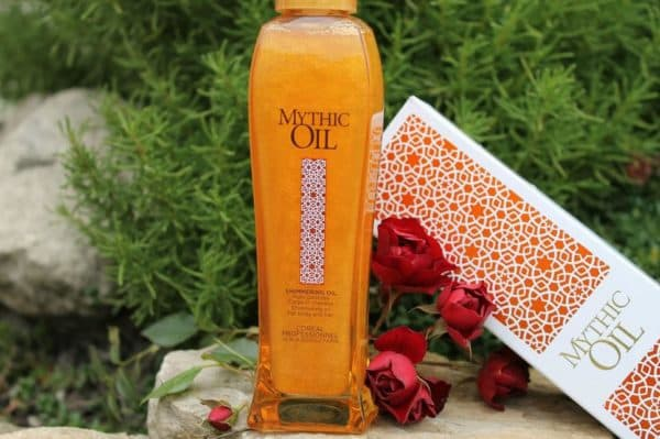 Масло для волос Лореаль Shimmering oil