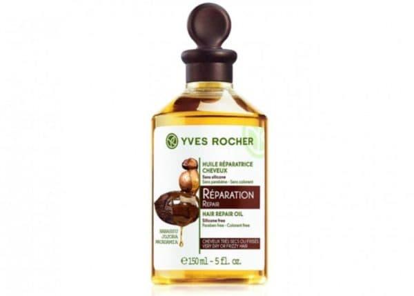 SOIN VEGETAL CAPILLAIRE от Yves Roche масло для сухих волос