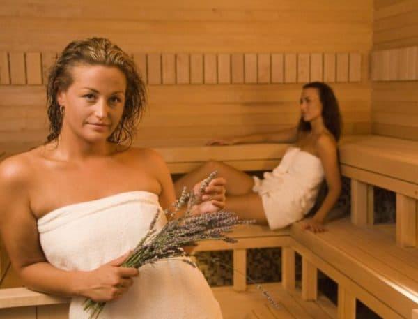 СПА ритуал для волос в бане