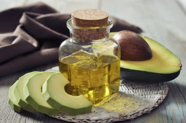 Масло и мяготь авокадо в косметологии