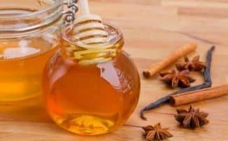 Мёд и корица в масках для лица