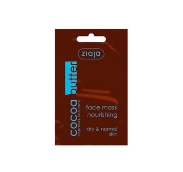 Какао маска для лица Ziaja