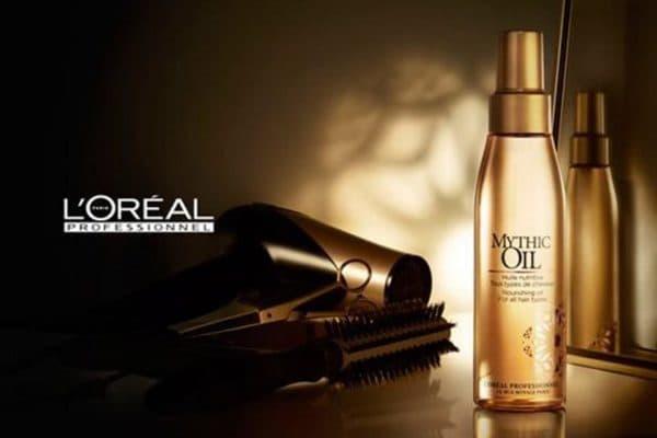 Серия масел для волос Лореаль Mythic Oil