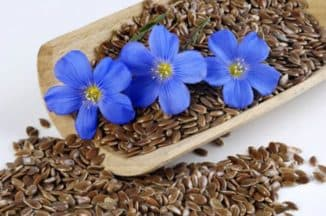 Маски для лица из семян льна