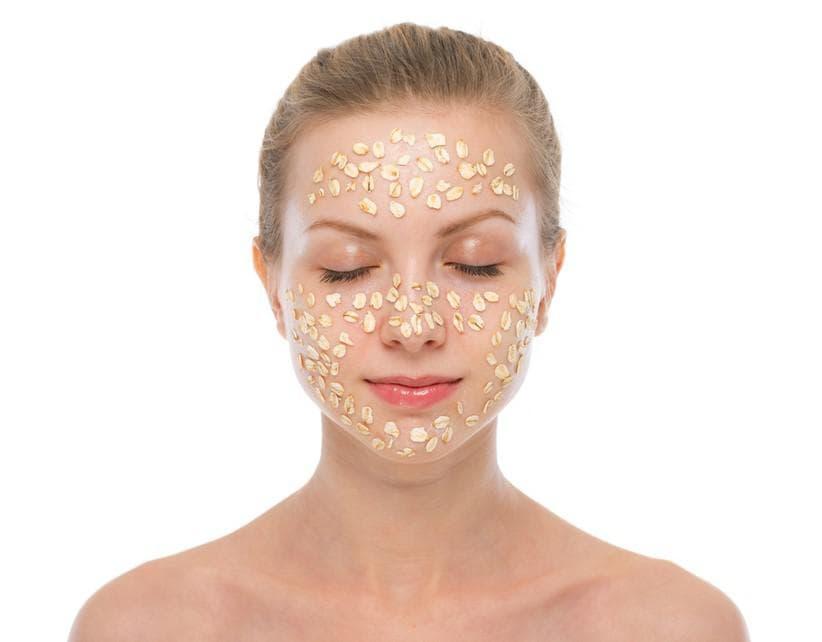 Овсяные маски для лица свойства и применение