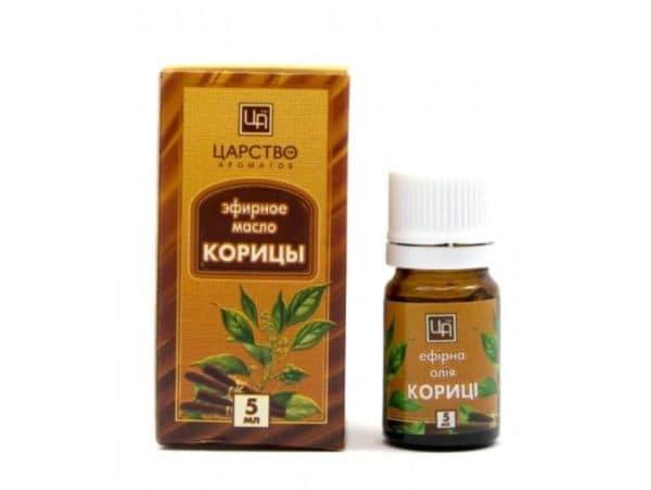 Эфирное масло корицы для волос Царство ароматов