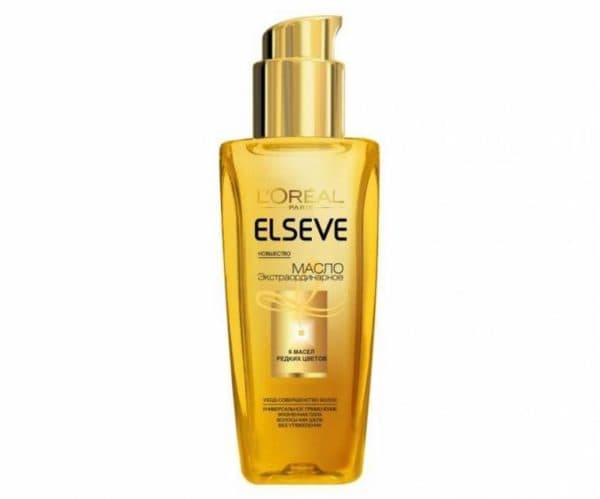 Экстраординарное масло для волос Elseve