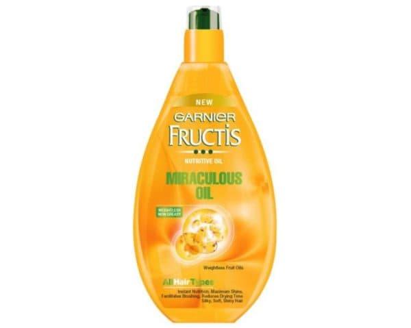 Fructis Miraculous oil масло для волос
