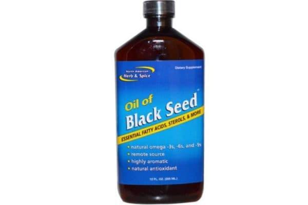 Масло черного тмина для волос Herb & Spice