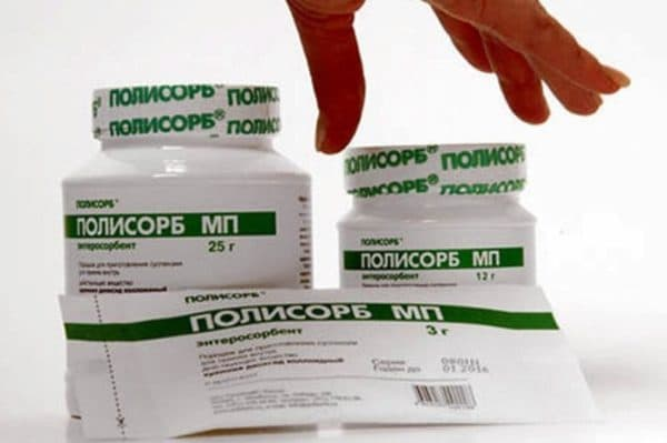 Лекарственный препарат Полисорб