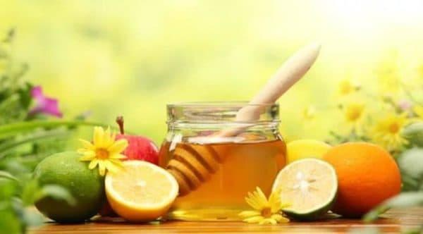 Маски для лица с мёдом и цитрусовыми