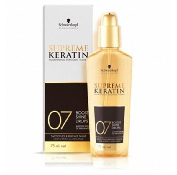 Масло для волос Supreme Keratin