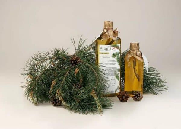 Пихтовое масло для волос AromaJazz