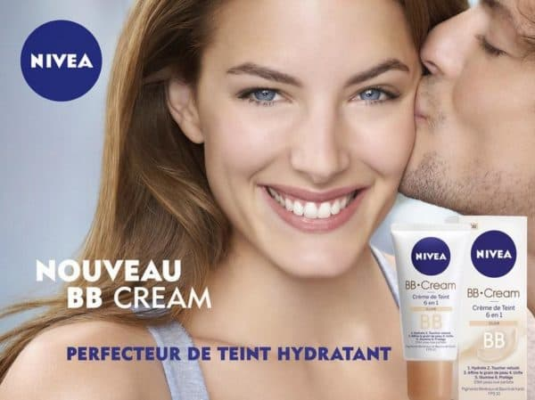BB-cream Nivea